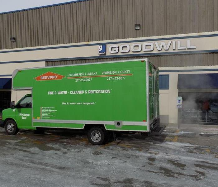 Goodwill Water Loss