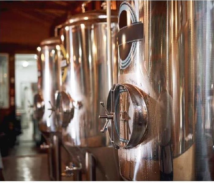 Commercial What's Fermenting in the Water Damage Inside Your Champaign/Urbana Brewery?