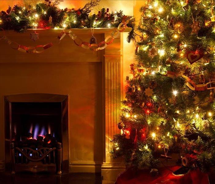 Fire Damage Holiday Fire Safety Tips