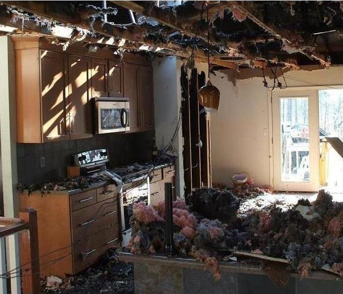 Fire Damage Immediate Fire Restoration and Why It's Important