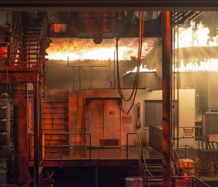 Fire Damage SERVPRO is the #1 Company to Call in Champaign/Urbana When Dealing With Fire Damage!