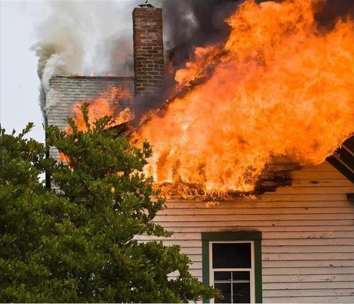 Why SERVPRO Why Hiring A Professional Restoration Company To Cleanup Your Home In Champaign/Urbana Is The Best Choice After A Fire.