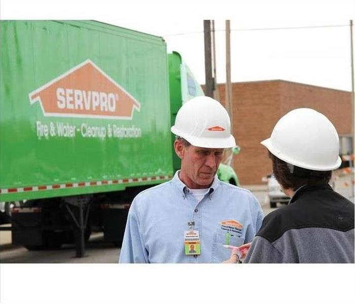 Why SERVPRO Locally Owned Company with National Resources