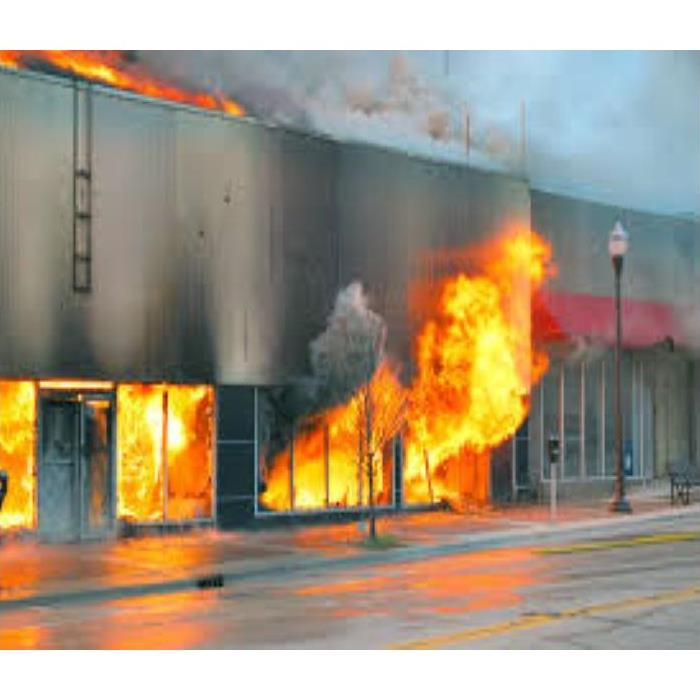 Commercial Fire