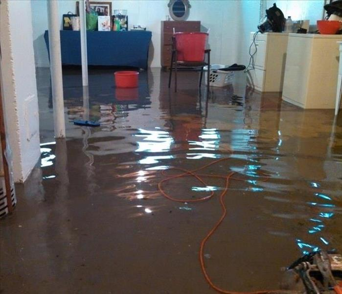 Champaign / Urbana Residents: We Specialize In Flooded