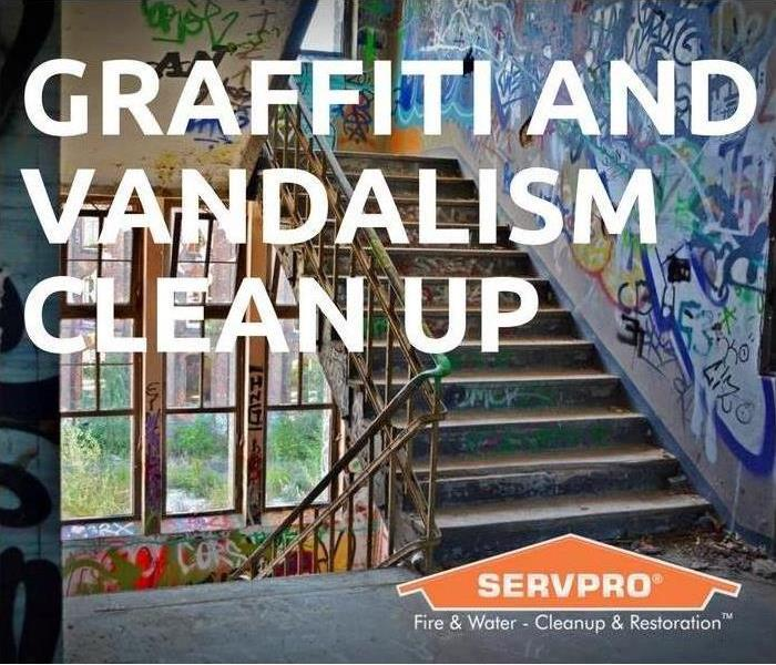 Cleaning When Vandalism Strikes, Here's What To Do