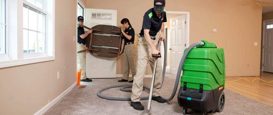Champaign, IL residential restoration cleaning